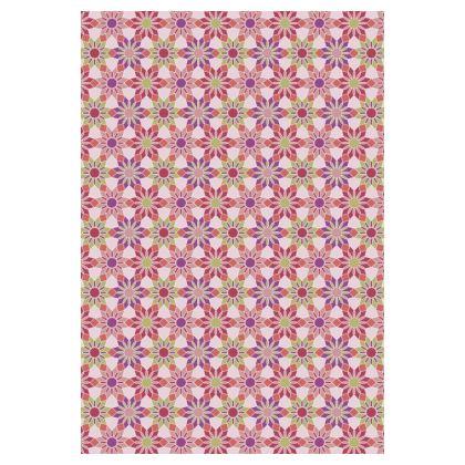 Socks Floral Kaleidoscope