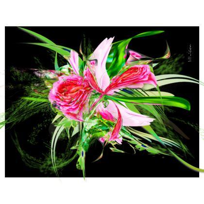 Handbag - Handväska - Pastells black