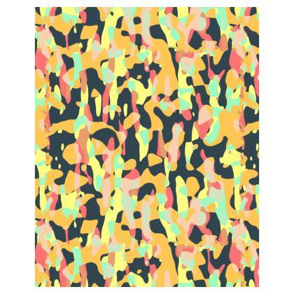 Funky Camouflage Hoodie