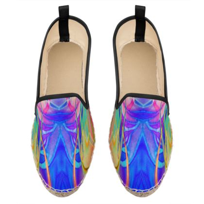 Loafer Espadrilles Painting
