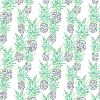 Pineapple Cushion