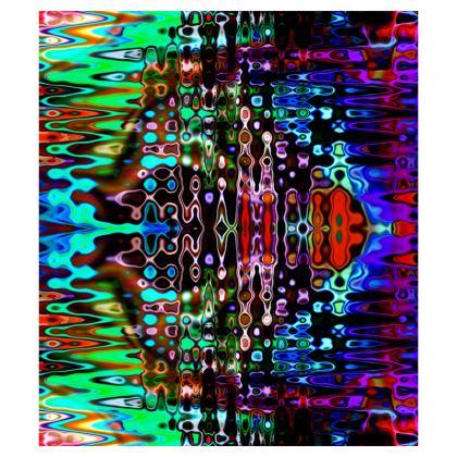 Loafer Espadrilles Dark Splashes
