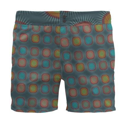 zappwaits - Board Shorts