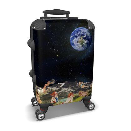 The Secret Planet Suitcase