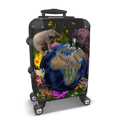 Earth Suitcase