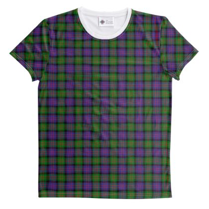 MacDonald Tartan Unisex T-Shirt