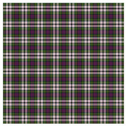 MacDonald Dress Tartan Unisex T-Shirt