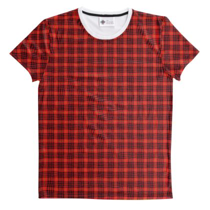 MacDonald of Ardnamurchan Tartan Unisex T-Shirt