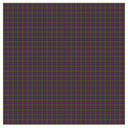 MacDonald of Clanranald Tartan Unisex T-Shirt