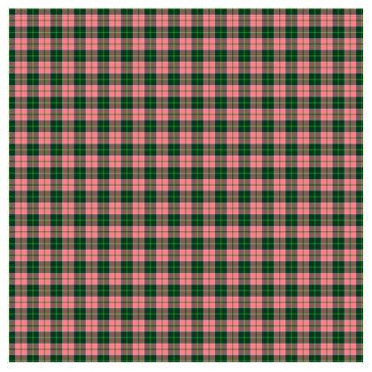 MacDonald of Kingsburgh Tartan Unisex T-Shirt
