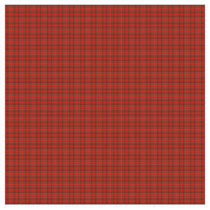 MacDonald of Staff Tartan Unisex T-Shirt