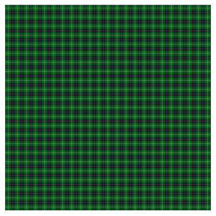 MacDonald Lord of the Isles Tartan Unisex T-Shirt