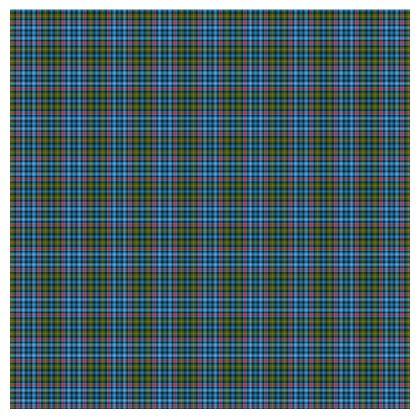 Flora MacDonald Tartan Unisex T-Shirt