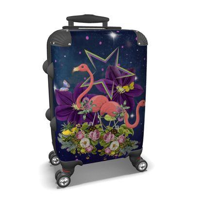 Flamingos Suitcase