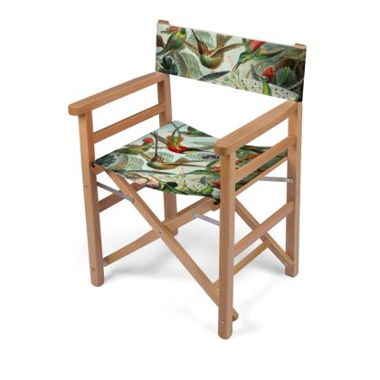 Exotic Birds Directors Chair