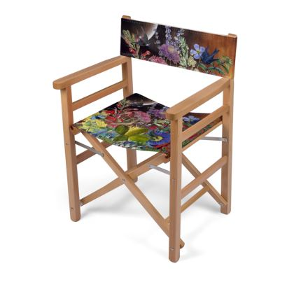 Colorful Nature Directors Chair