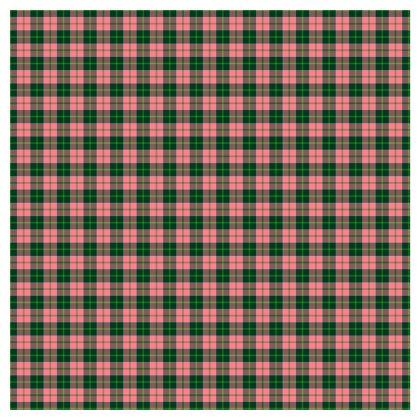 MacDonald of Kingsburgh Tartan Skater Dress