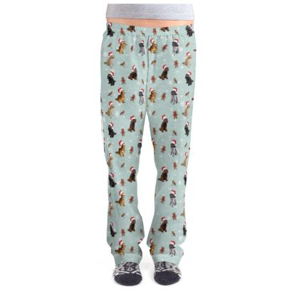 Cockapoo pyjama bottoms for ladies