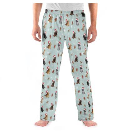 Cockapoo pyjama bottoms for men