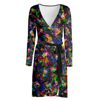 zappwaits - Wrap Dress