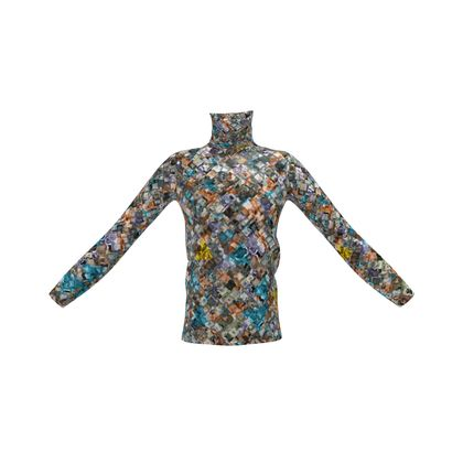 zappwaits - Mens slim fit roll neck
