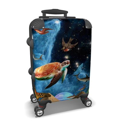 Heaven and Earth Suitcase