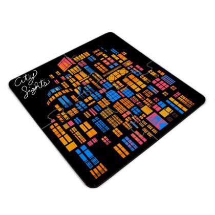 City Sight Jigsaw Coasters