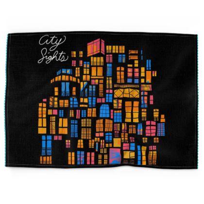 City Sights Towel