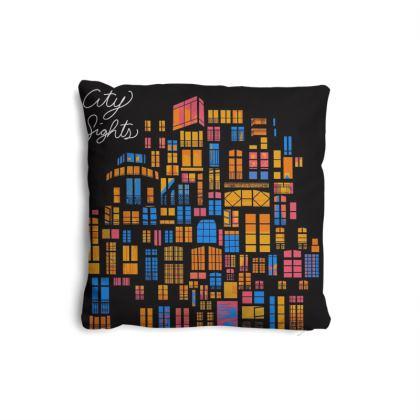 City Sights Pillows
