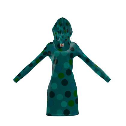 zappwaits - Hoody Dress