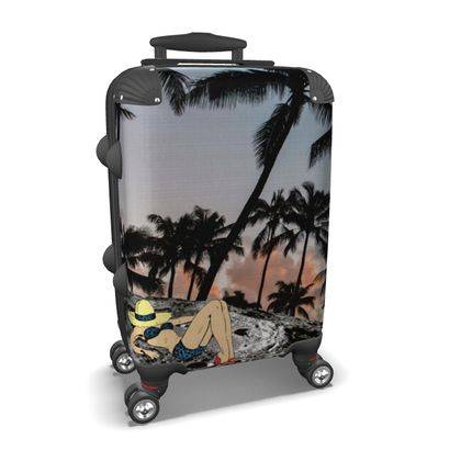 On Vacation Suitcase