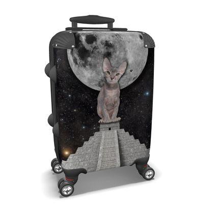 The Sphynx Cat Suitcase