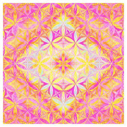 Quilts Kaleidoscope Flower Of Life