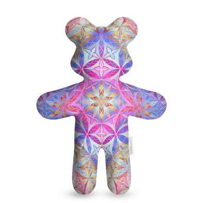 Teddy Bear Kaleidoscope Flower Of Life 2