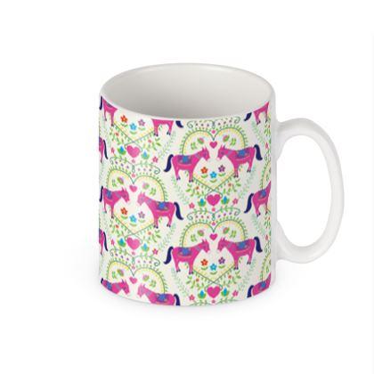 Donkey Builders Mug