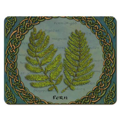 Celtic Fern Placemats