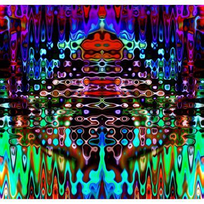 Kimono Jacket Disco Splashes