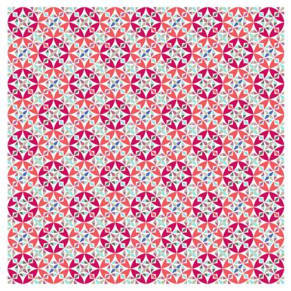 Kimono Jacket Arabesque Pattern