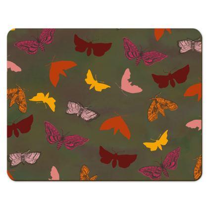 Butterflies & Moths Placemats
