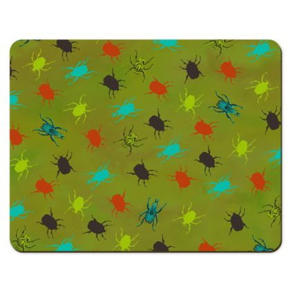 Bugs and Beetles Placemats