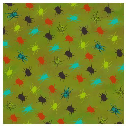 Bugs and Beetles Ornamental Bowl