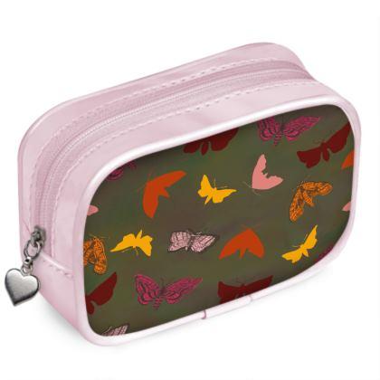 Butterflies & Moths Pouch Purse