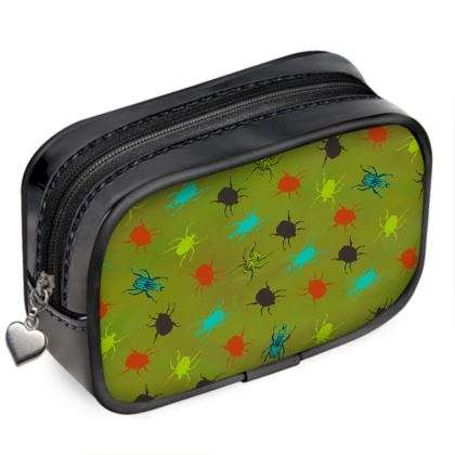 Bugs & Beetles Money Pouch