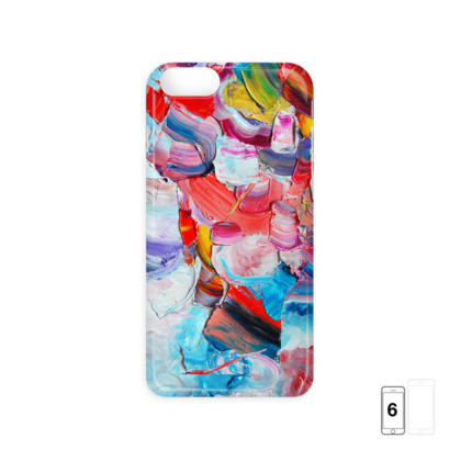 Abstraction iPhone 6/6 Plus Case