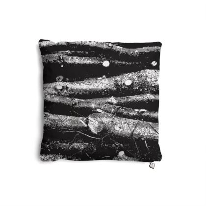 Logs pillow set.
