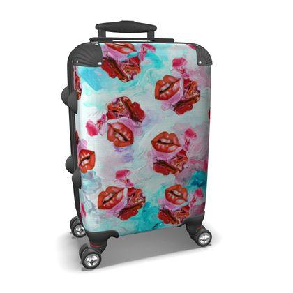 Soft Lips Suitcase