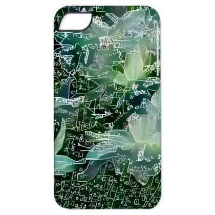 The Physics of Daffodils IPhone Cases