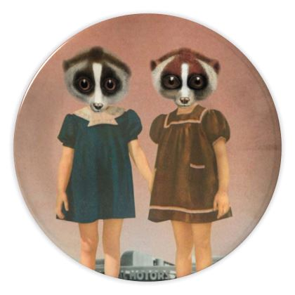Twogether China Plate