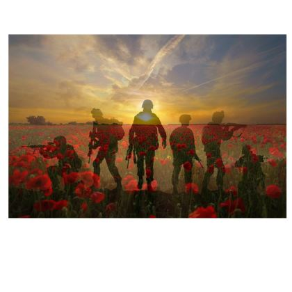 Mens Wallet, Armed Forces Remembrance Day