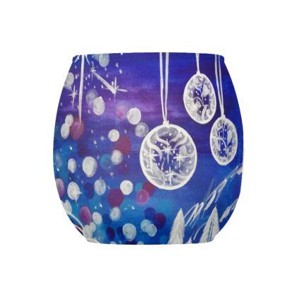 Candel Holder - Christmas